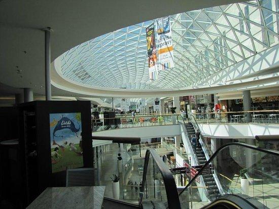 Eurovea Galleria: General interior view