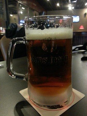 Ruby Tuesday : Cerveja