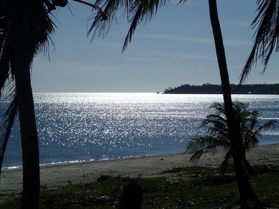 Phaidon Beach Resort: The view from the beach