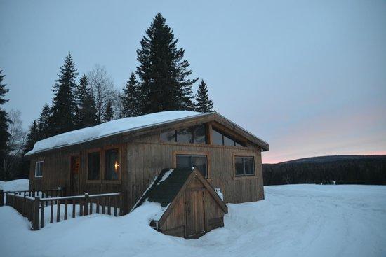 Club Gatineau : Chalet l'orignal , disponible en location pour la saison d'hiver