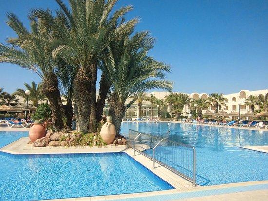 IBEROSTAR Mehari Djerba: piscina esterna