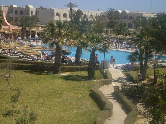 Iberostar Mehari Djerba : panoramica dalla camera