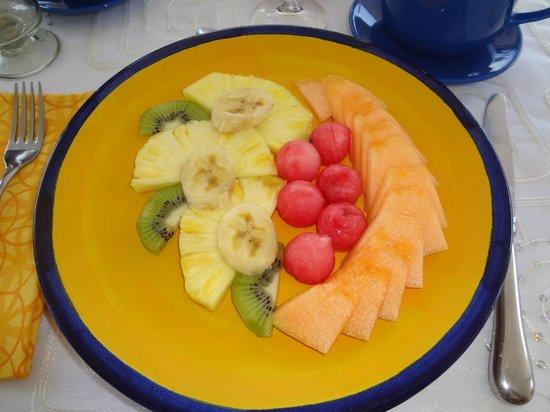 Pier d Luna: Breakfast