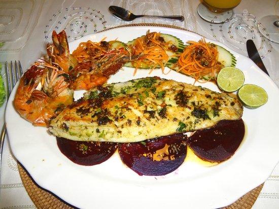 Pier d Luna: Dinner