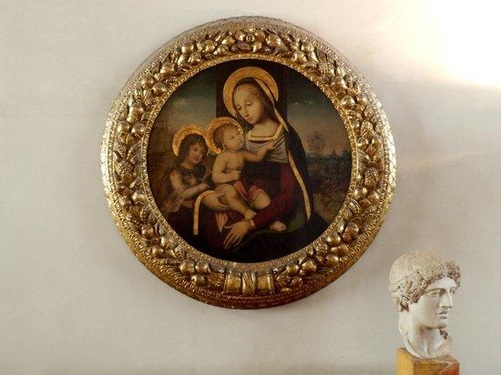 Palazzo Vecchio: Madonna