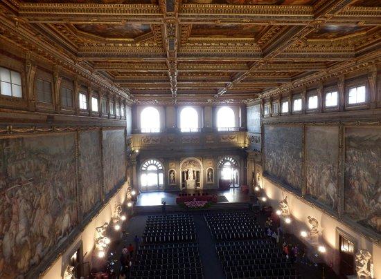 Palazzo Vecchio: Sala riunioni