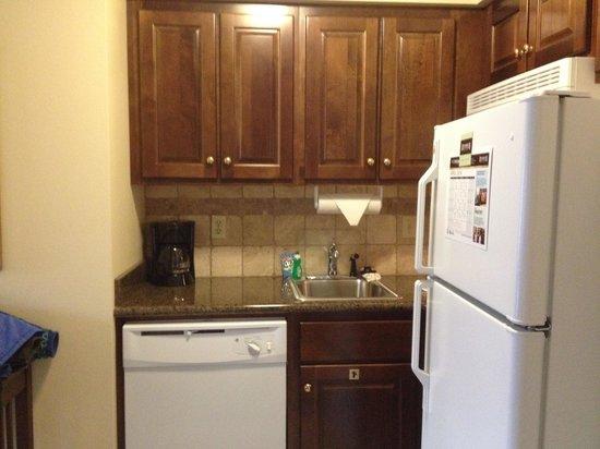 Staybridge Suites East Lansing-Okemos (MSU Area): kitchen