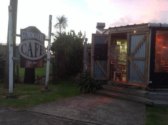 gumdiggers cafe: Hidden gem in Ahipara
