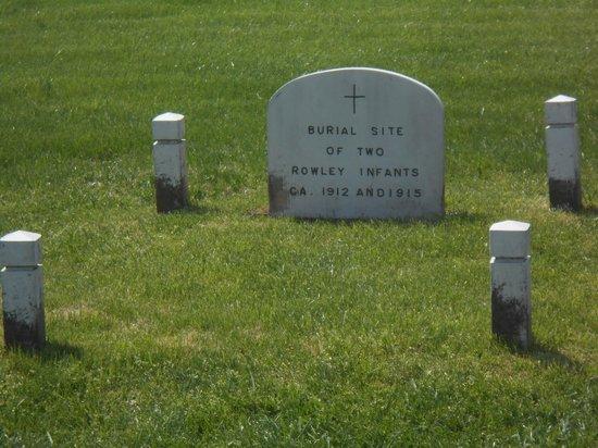 Fredericksburg National Cemetery: The graves