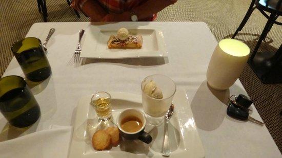 Restaurant Botanica: Affogato