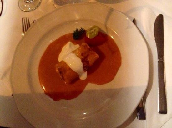 Cafe Bouchon: crepes dessert