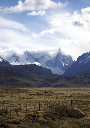 Road to El Chalten : Cerro Torre, love at first sight.