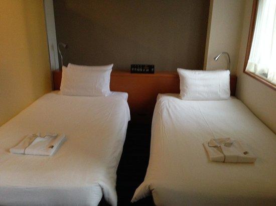 the b tokyo akasaka: room