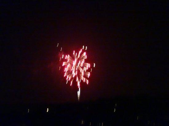 Renaissance Orlando at SeaWorld: Fireworks