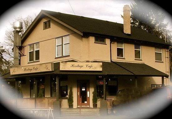 Heritage Bistro at 5303 West Saanich Rd.