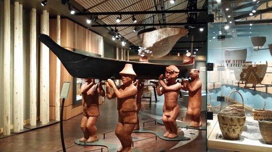 Kitsap Tours : Native Indian Museum.