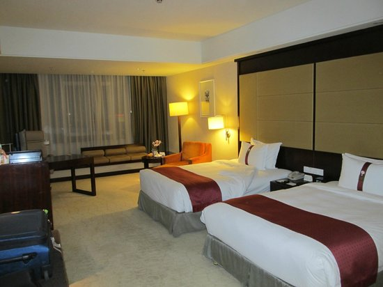 Holiday Inn Shifu Guangzhou: Twin club room