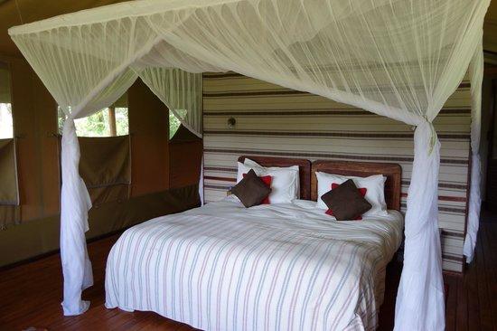 Sanctuary Kusini, Serengeti: the glamping tent
