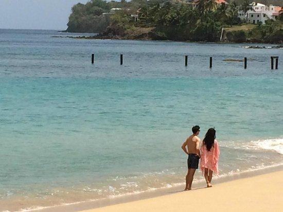 Sandals Regency La Toc : Photo shoot on the beach