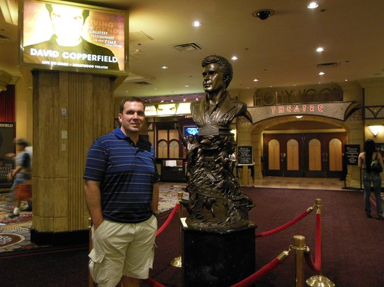 David Copperfield : Entrada do Hollywood Theatre (MGM)