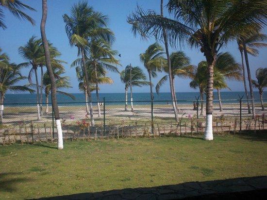 Bella Vista Hotel: playa bella vista