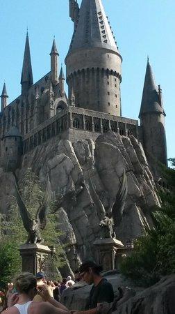 Parque Temático Islands of Aventure: Hogwarts!!!!!