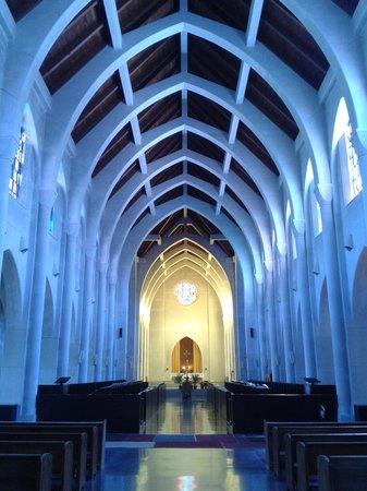 Monastery of the Holy Spirit: Chapel