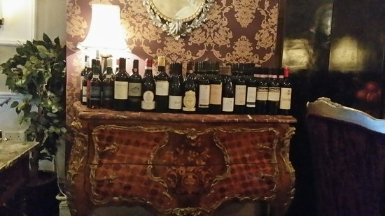Sabor Brazil: Loads of collection of wine