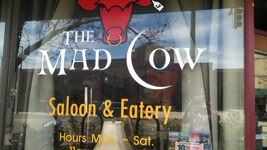 ‪Mad Cow Saloon & Eatery‬