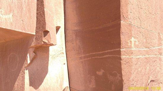 Base Camp : Petroglyphs