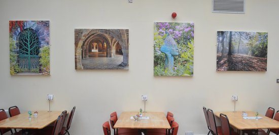 Norton Priory Museum Cafe