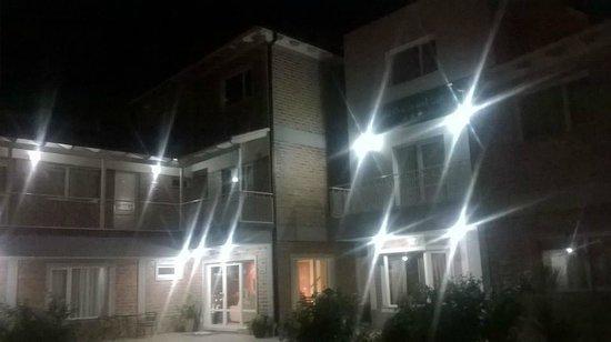 Hotel Costa Limay : zona