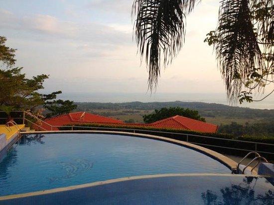 Vista Ballena Hotel: Great views...