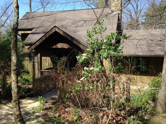 Robinwood Inn: Maybelle's Cabin