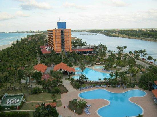 BelleVue Puntarena: View looking East