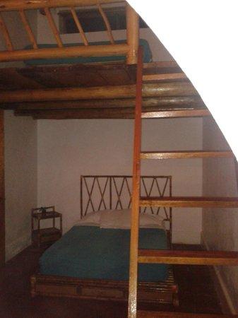 Hotel Del Wawa: La habitación que nos tocó