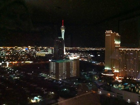 Circus Circus Hotel & Casino Las Vegas : another view from our room in Skyrise Tower