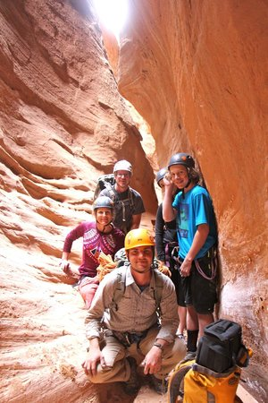 Get In The Wild Adventures: Guide, Matt and Owner, Chris