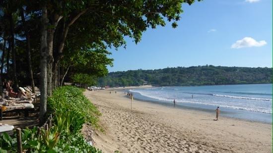 INTERCONTINENTAL Bali Resort: Jimbaran Beach