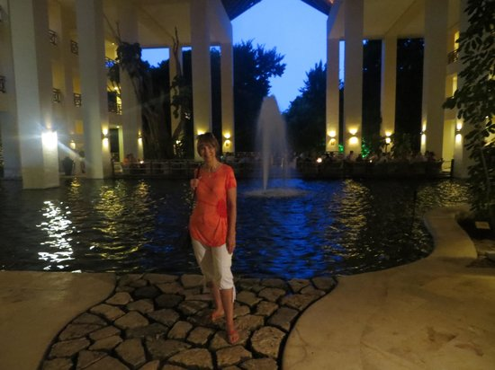 Occidental Grand Xcaret All Inclusive Resort: beautiful lobby