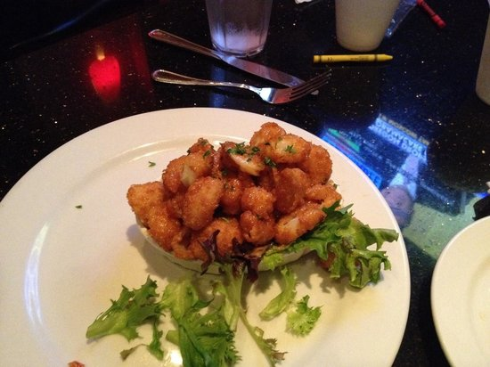 Monterey Grill : Firecracker shrimp