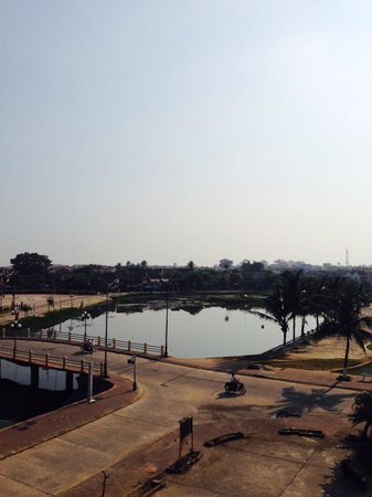 Little Hoian Boutique Hotel & Spa: View from hotel