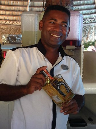 Paradisus Punta Cana: Juan Batista - So very sweet - Blush!