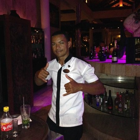 Paradisus Punta Cana : Roberto (Sweetie) - Great Service and Entertainment!