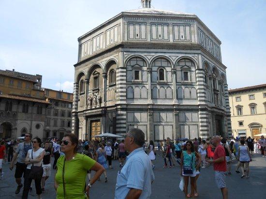 Baptistery of San Giovanni (Battistero): Batistério -Piazza de Duomo