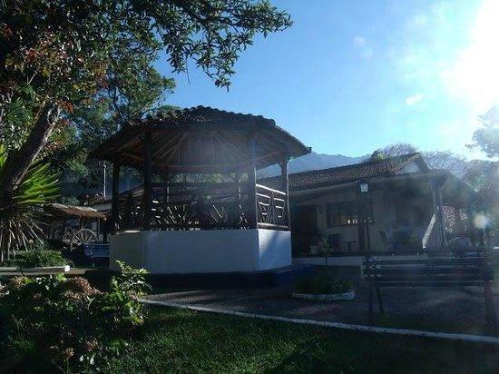 Hotel Fazenda Palmital : Coreto