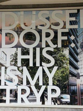 TRYP by Wyndham Dusseldorf City Centre: Tryp hotel Dusseldorf