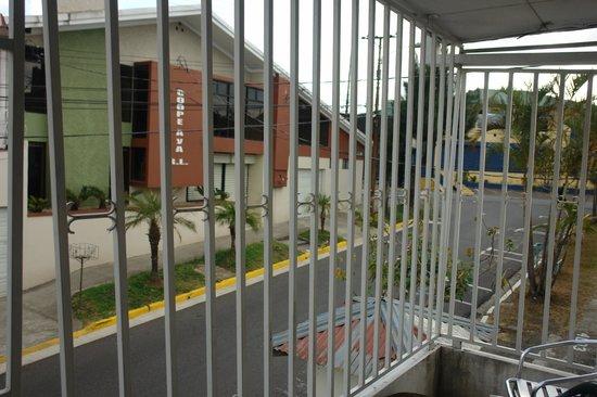 Costa Rica Guesthouse: Vista desde mi habitación