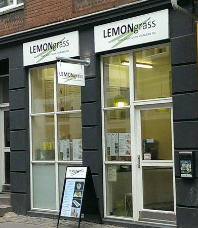 Lemongrass - Asian Cuisine and Bubble Tea