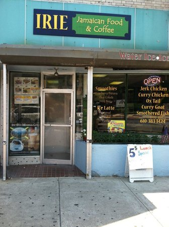 Irie Jamaican Food and Coffee